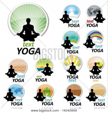задать ОГ йога знаки