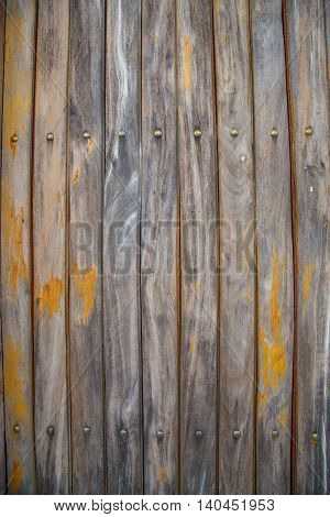 old wood texture in detail as a background