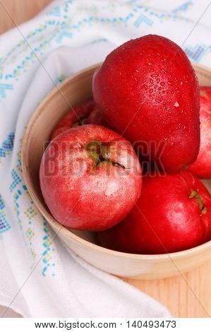Fruit Acmella Oleracea (jambu, Toothache Plant, Paracress, Electric Daisy)