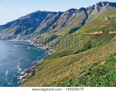 Chapmans Peak, Cape Town South Africa 01