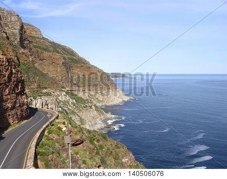 Chapmans Peak, Cape Town South Africa 02
