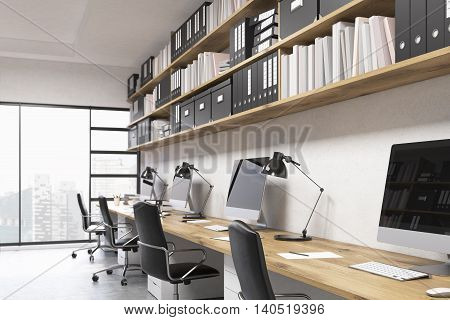 Wisely Organized Working Place