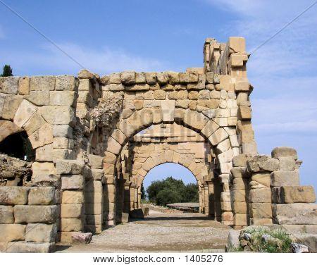 Stone Archways Tindoori