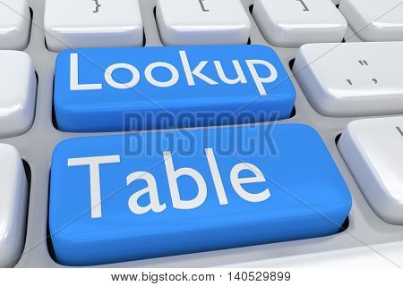 Lookup Table Concept