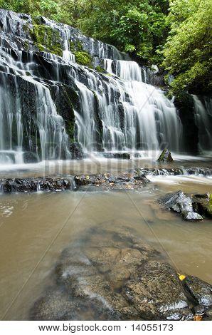Purakanui Falls Catlins District South Otago