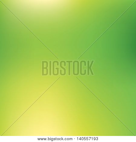 Abstract vector background, green mesh gradient, wallpaper for you project