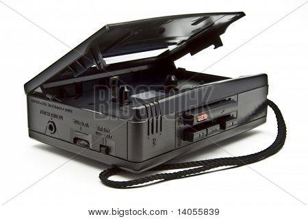 Mini Cassette Recorder 01