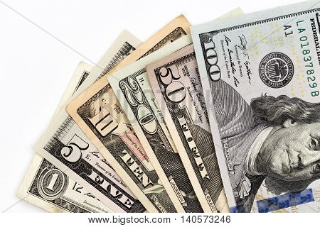 American Currency, american banknotes of all denominations