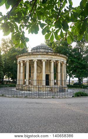 Memorial To Sir Thomas Maitland, Corfu