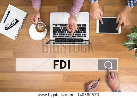 Fdi      Foreign Direct Investment