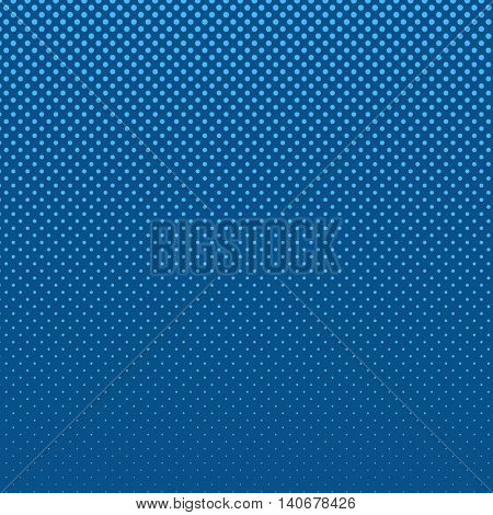 Different dots vector pattern. Design template