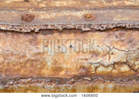 Cracked And Rusted