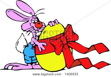 Easter Bunny4.Eps