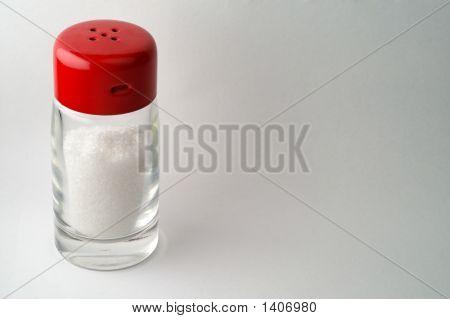 Salt Shaker Horizontal
