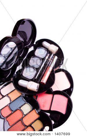 Professional Set Of Cosmetics