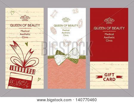 Template Element Of Corporate Identity, Banner, Background With