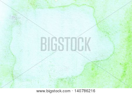 Abstract hand drawn watercolor background. Abstract spring ink spot textured background. High resolution