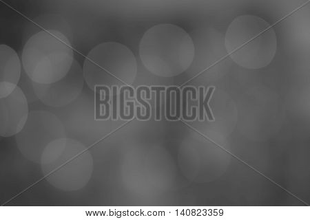 dark tone bokeh abstract soft blurred background