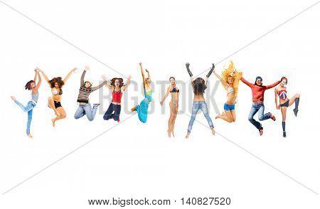 Winning Idea People Celebrating