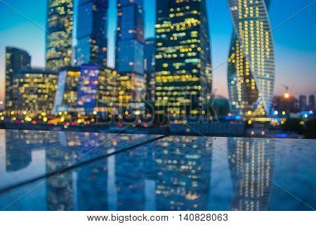 Moscow City, russia, business, international, beautiful, skyline