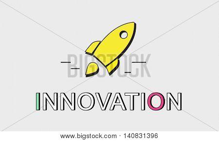 Innovation Creative Design Development Ideas Concept