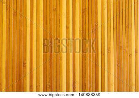 Bamboo naplin light yellow backhround
