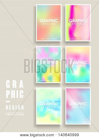 Colorful Brochure Template