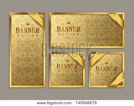 Gorgeous Banner Design
