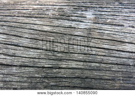 Old timber pattern and rough texture from natural.