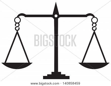 scales of justice guilt punishment lawyer uncertainty election