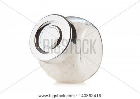 Salt in a glass