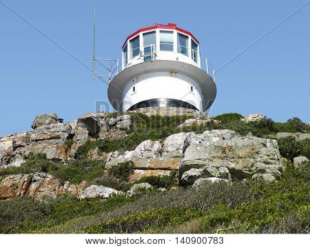 Cape Point Light House,  Cape Town South Africa
