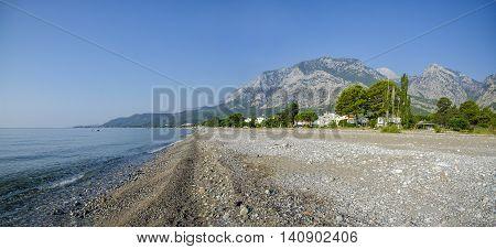 Turkey, Sunny Beach Beldibi Kemer province 2016
