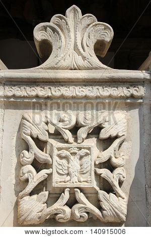 Coltea Church Detail