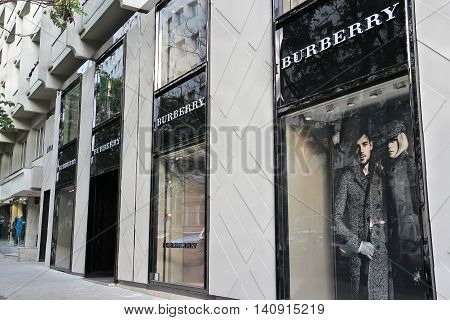 Burberry Fashion