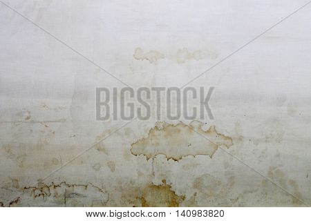 Dirty white wall