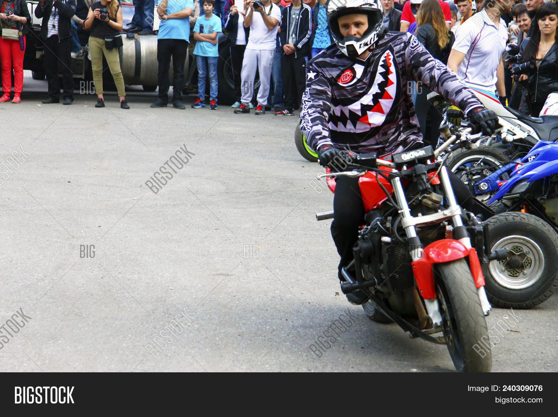 Motofree moto free style pilot image & photo (free trial) | bigstock