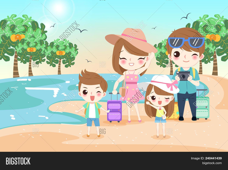 Cute Cartoon Happy Vector Photo Free Trial Bigstock