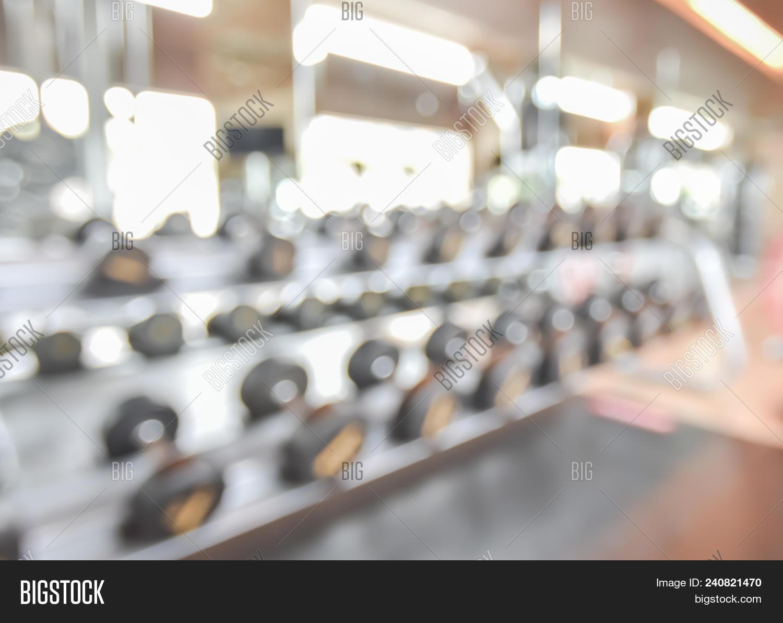 Blur Gym Background Image & Photo (Free Trial)   Bigstock