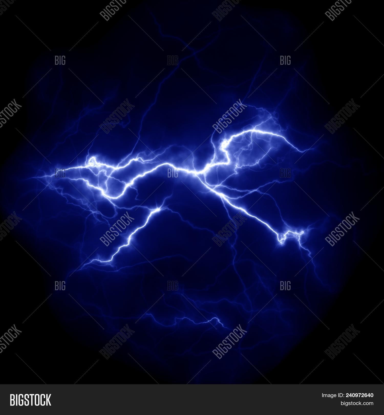 lightning template image photo free trial bigstock