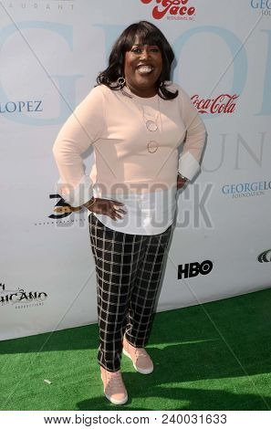 LOS ANGELES - MAY 7:  Sheryl Underwood at the 11th Annual George Lopez Foundation Celebrity Golf Tournament at the Lakeside Golf Club on May 7, 2018 in Burbank, CA