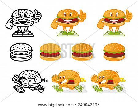 Set Icon Crazy Street Vector & Photo (Free Trial) | Bigstock