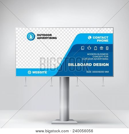 Billboard Design, Vector & Photo (Free Trial) | Bigstock