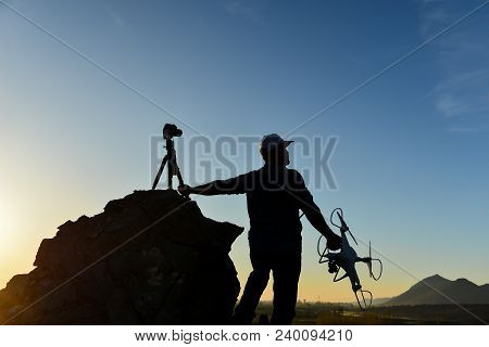 Photo And Video Shoots In Nature;media Business