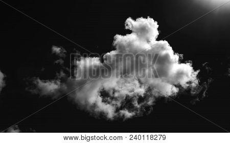 Abstract Fog Or Smoke