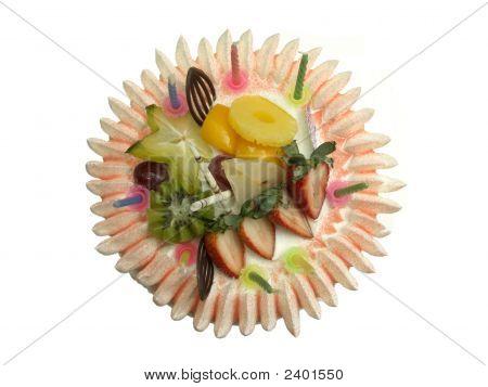 Whole Fruit Cake