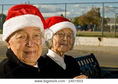 Christmas Seniors - People Series