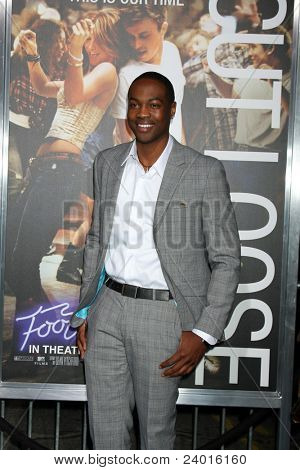 LOS ANGELES - OCT 3:  Ser'Darius Blain arriving at the