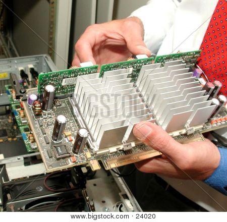Tech-Hände