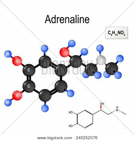Adrenaline (epinephrine) Is  A Hormone, Neurotransmitter, And Medication. Produced By The Adrenal Gl